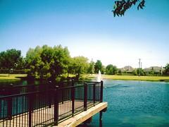 Pier, Glendover Park, Allen, Texas