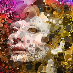 Sixties Explosion 2010 (Village9991) Tags: paris deception style icon audrey illusion actress sixties hepburn elegance graphicmaster