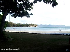 Dakak, late afternoon (mauwee88) Tags: sea summer beach philippines dakak dapitan dakakbeach