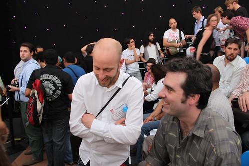 Linus & Geoff Watts