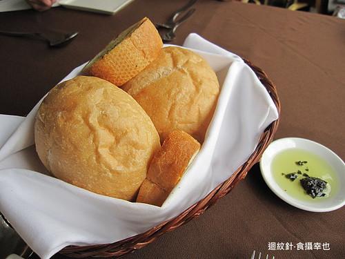 葡萄樹之餐前麵包