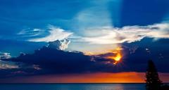 Tropical Sunset-Longboat Key Fla (minds-eye) Tags: sunset sky clouds sunrise florida tropical longboatkey