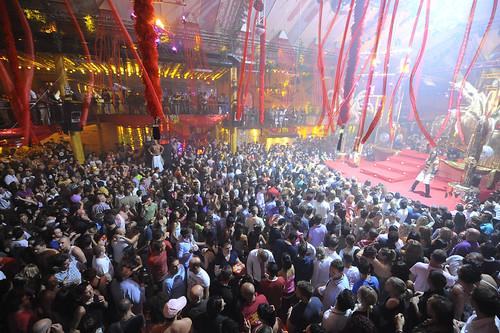 Amnesia, Ibiza Clubbing, La Troya