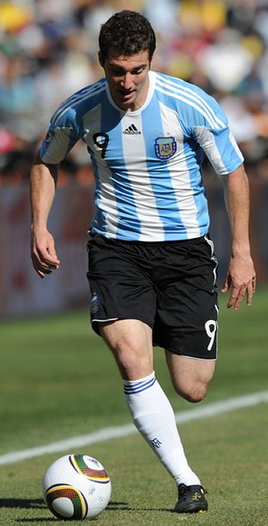 More Pictures of Gonzalo Higuain