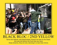d black bloc yellow2 (dmixo6) Tags: toronto canada riot g police demonstration despair motivation demotivation demonstrator g20 dugg dmixo6