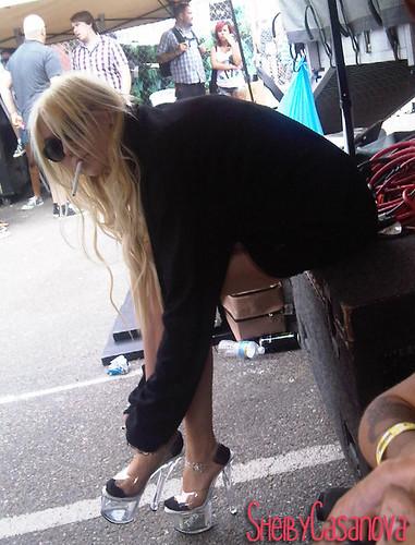 Taylor Momsen da MissCasanova.
