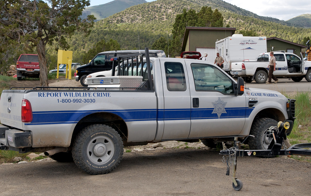 The world 39 s best photos of gamewarden and truck flickr for Nevada game and fish
