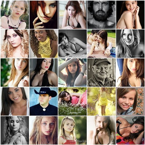 Portrait Beauty Group Photos of the Day Vol 2
