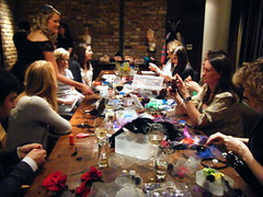Katherine Elizabeth & Marie Claire Hat Party (Katherine Elizabeth Hats) Tags: london fashion hats teaparty marieclaire millinery highfashion hatparty marieclairemagazine katherineelizabeth katherineelizabethhats katherineelizabethmillinery