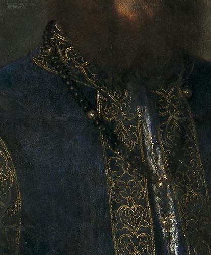 Detail, Federico Gonzaga, © Museo del Prado