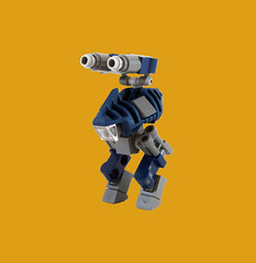 Zykstan G-7 Assault Walker (Titolian) Tags: lego space walker micro assualt fredoichi zykstan