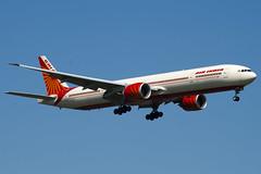VT-ALR - 36316 - Air India - Boeing 777-337ER - 100617 - Heathrow - Steven Gray - IMG_3985