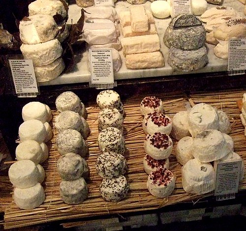 La Fromagerie cheeses 3