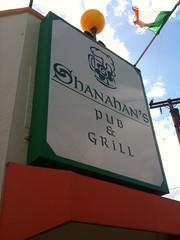 Shanahans Pub and Grill