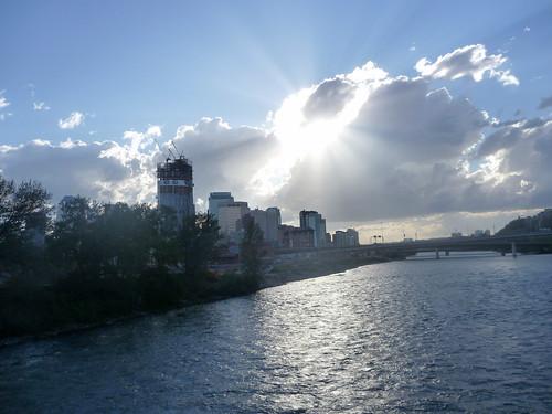 Sun Burst @ 1700 KM