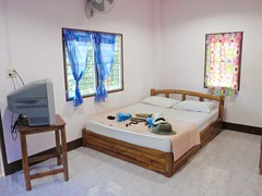 Notre chambre au Tamarind