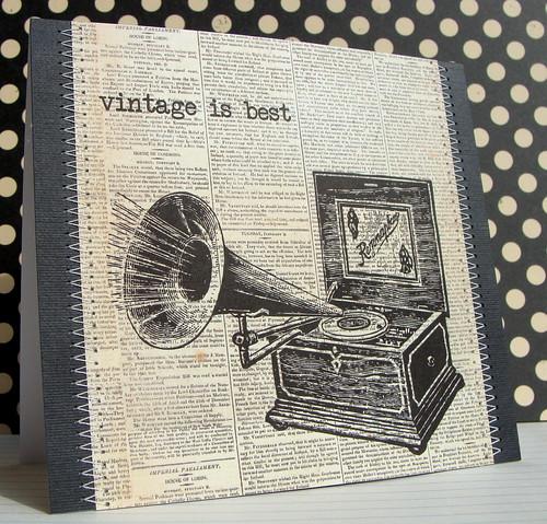 Vintage is Best