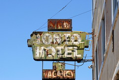 (ONE/MILLION) Tags: old light arizona signs hotel town google search globe junk rust mine flickr neon miami antique rusty superior roadtrip images mining bulbs buffet liquors capture vacancy crusty find daytrip junks onemillion my williestark globeroadtrip