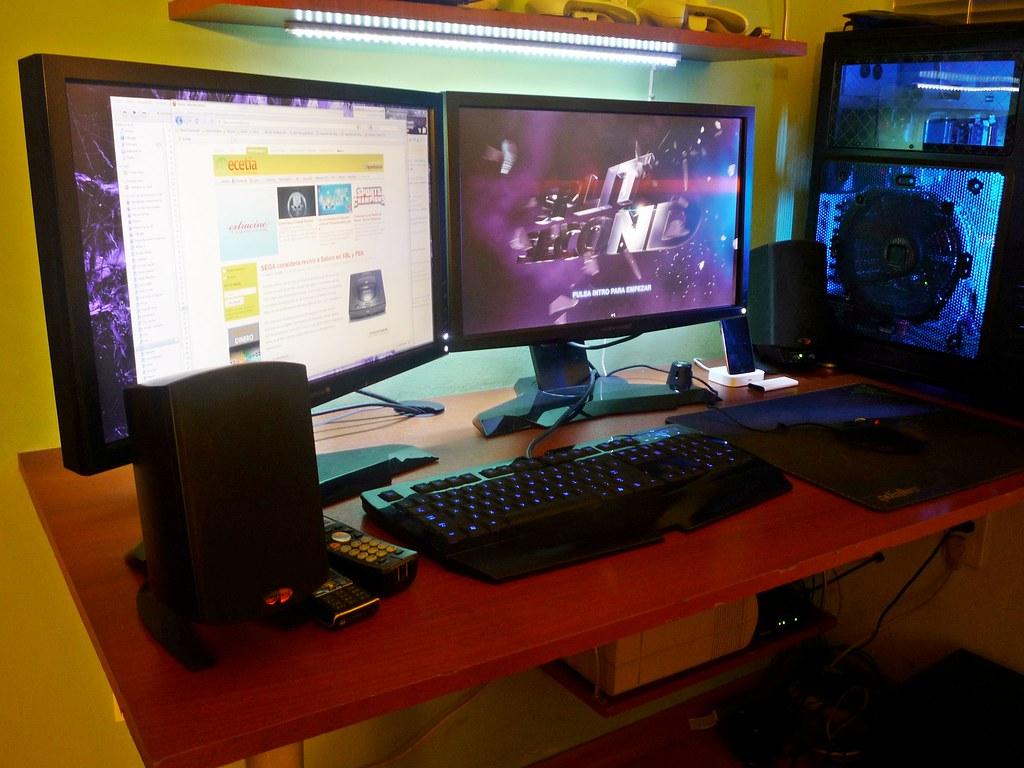 Escritorio 2.0 (Gaming PC)