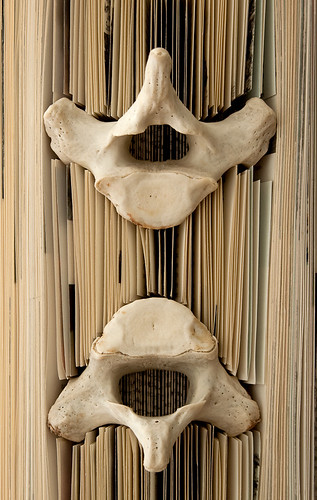 Altered book - Forgotten Knowledge-2