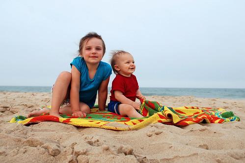Evelyn & Brandon On the Beach