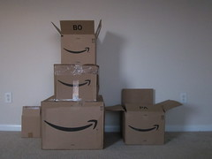 Amazon Shipping Boxes