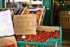 (pormitripa) Tags: fruit analgica cherries analogic cerezas frutera pormitripa
