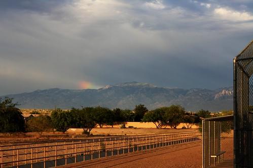 Mountain Top Rainbow