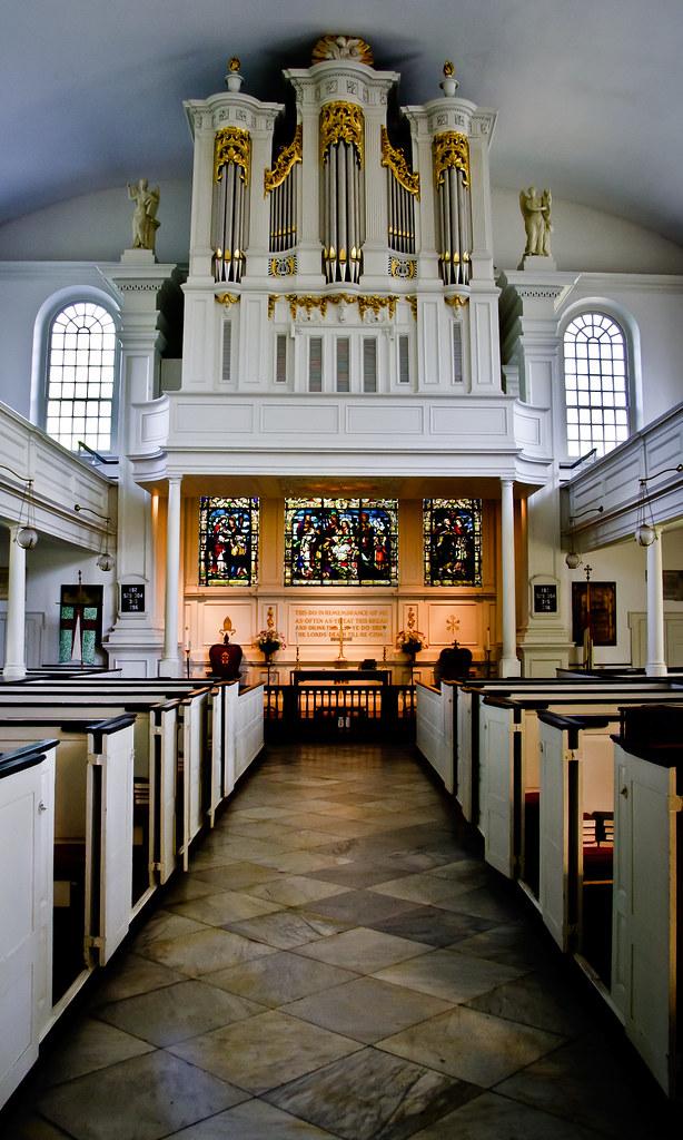 St. Peter's Church, Philadelphia
