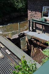 Wassermühle Rotenburg (saltacornu) Tags: mill germany deutschland mühle nikon stau wehr wümme rotenburg norddeutschland niedersachsen wassermühle stauwehr saltacornu d5000 stauung