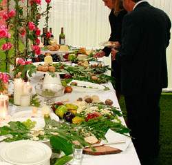 Catering-buffets