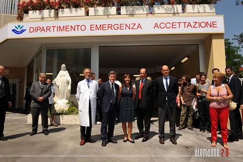 Nuovo Dipartimento per l'ospedale pediatrico Bambino Gesù