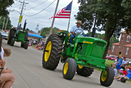 Fouth of July Parade - Iowa