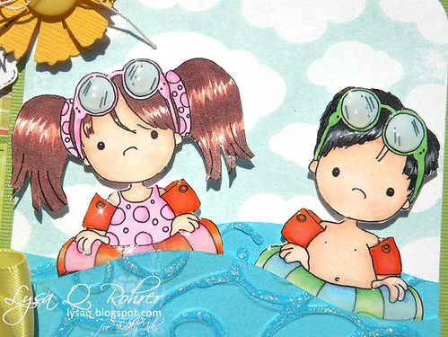 Swimming Kids