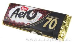 Nestle Aero 70%
