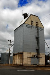 Amity Grain Elevator