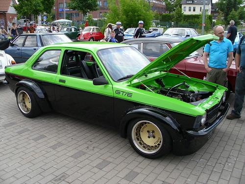 Opel Kadett Gsi Tuning. Opel Kadett C GT-E Tuning -1-