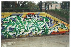 REVOK (BGIZL) Tags: graffiti belmont awr msk revok
