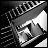 victoria's secret staircase (mario bellavite) Tags: bw scale stairs hotel shot victoria best explore verona escher architetto cecchini mariobellavite