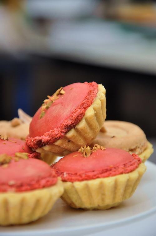Baking Class Macaron Tartlet