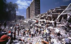 Daños por terremoto