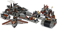 Farewell To Arms (aillery) Tags: war arms lego military great group steam farewell machines