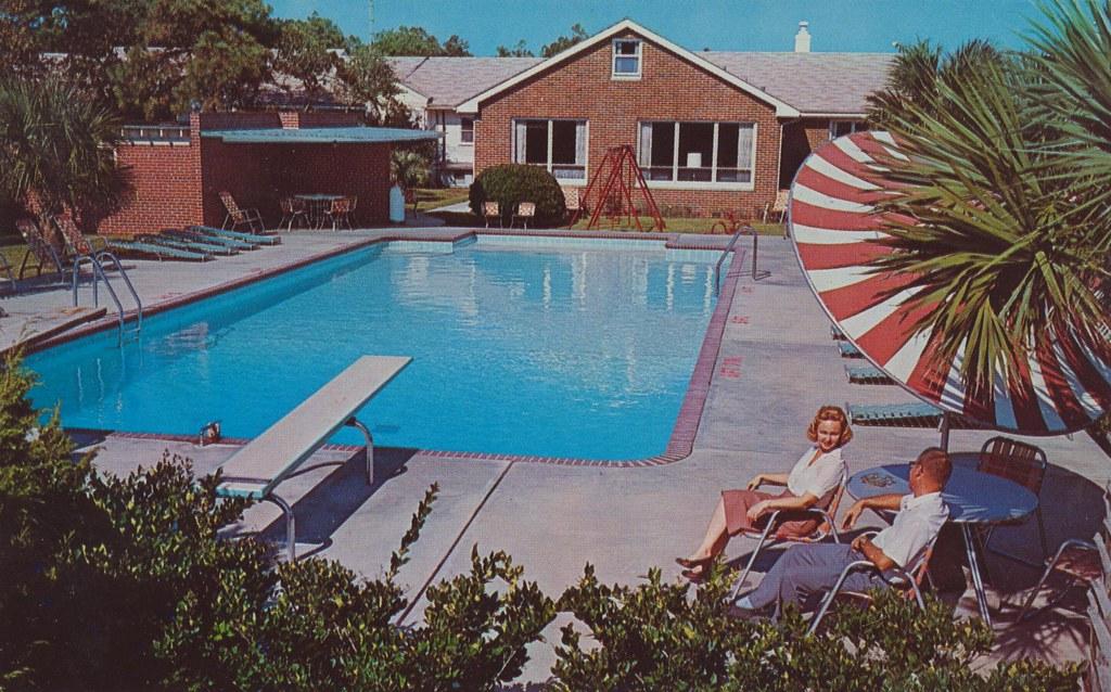 Travelers Motor Hotel - Myrtle Beach, South Carolina