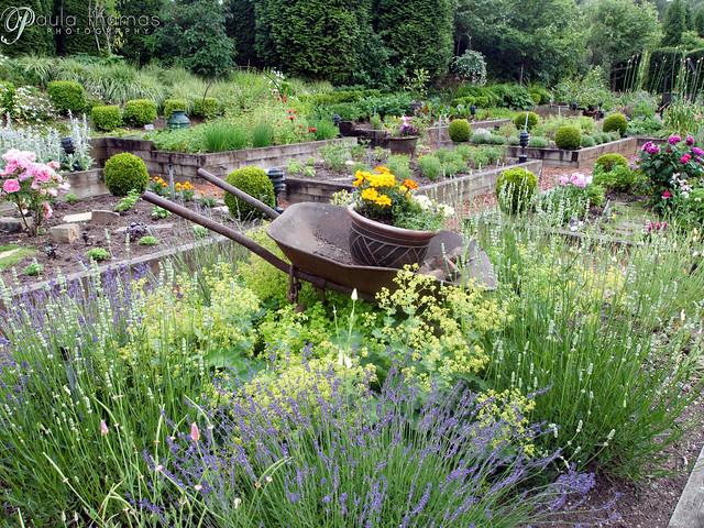 Herbfarm Garden