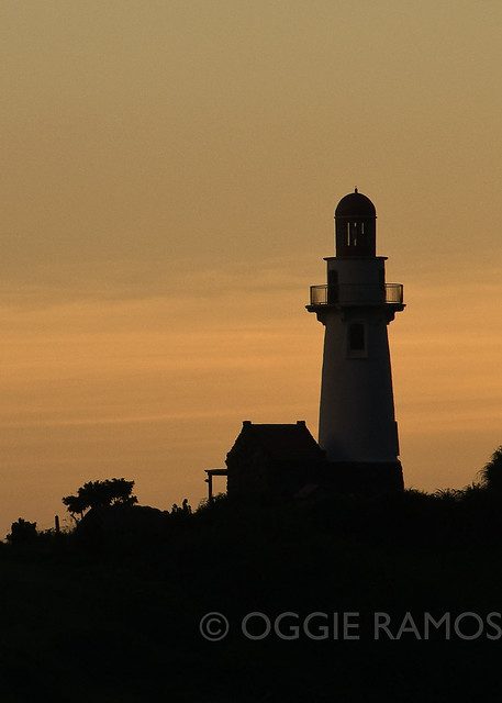 Batanes Naidi Lighthouse Sunset