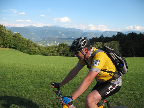 Mountainbiken in Eppan Südtirol