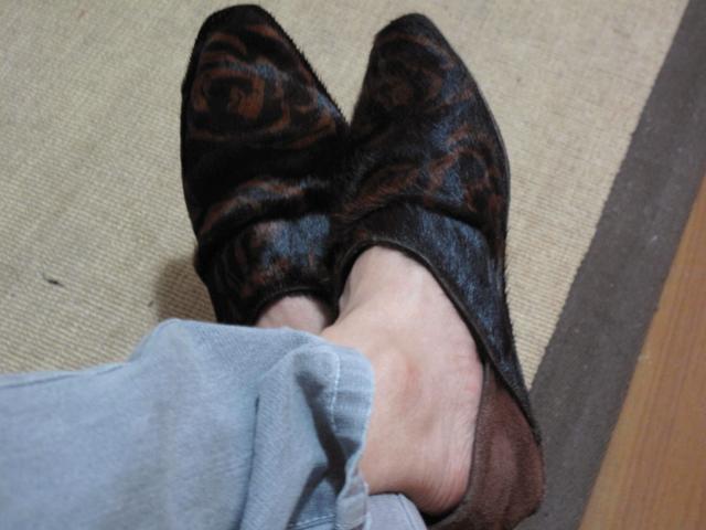 Hair sandals 03