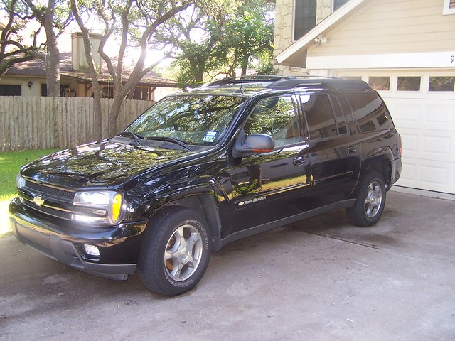 2004 4x4 chevy trailblazer lt ext