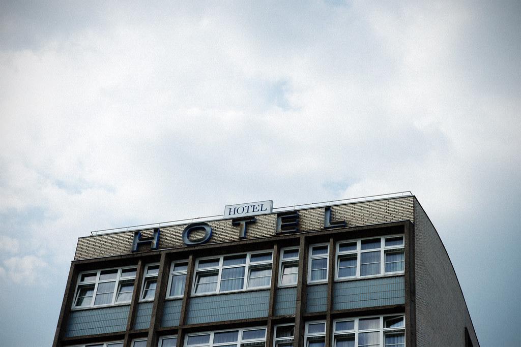 Himmlisches Hotel Stadt Altona