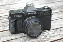 Yashiwa XR90 (davidneal) Tags: plastic yashiwa
